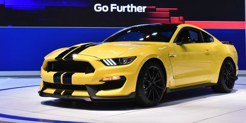The Shelby GT350 will make at least 520 hp