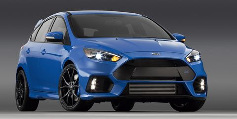 Focus Rs Hp >> Ford Focus Rs 350 Horsepower 350 Lb Ft