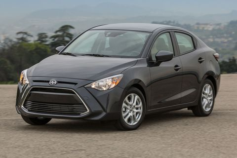 A Mazda 2 by any other name is the 2016 Scion iA