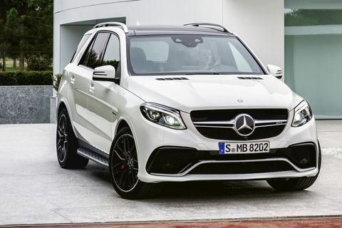Facelifted Mercedes-Benz ML is now GLE, debuts in NY