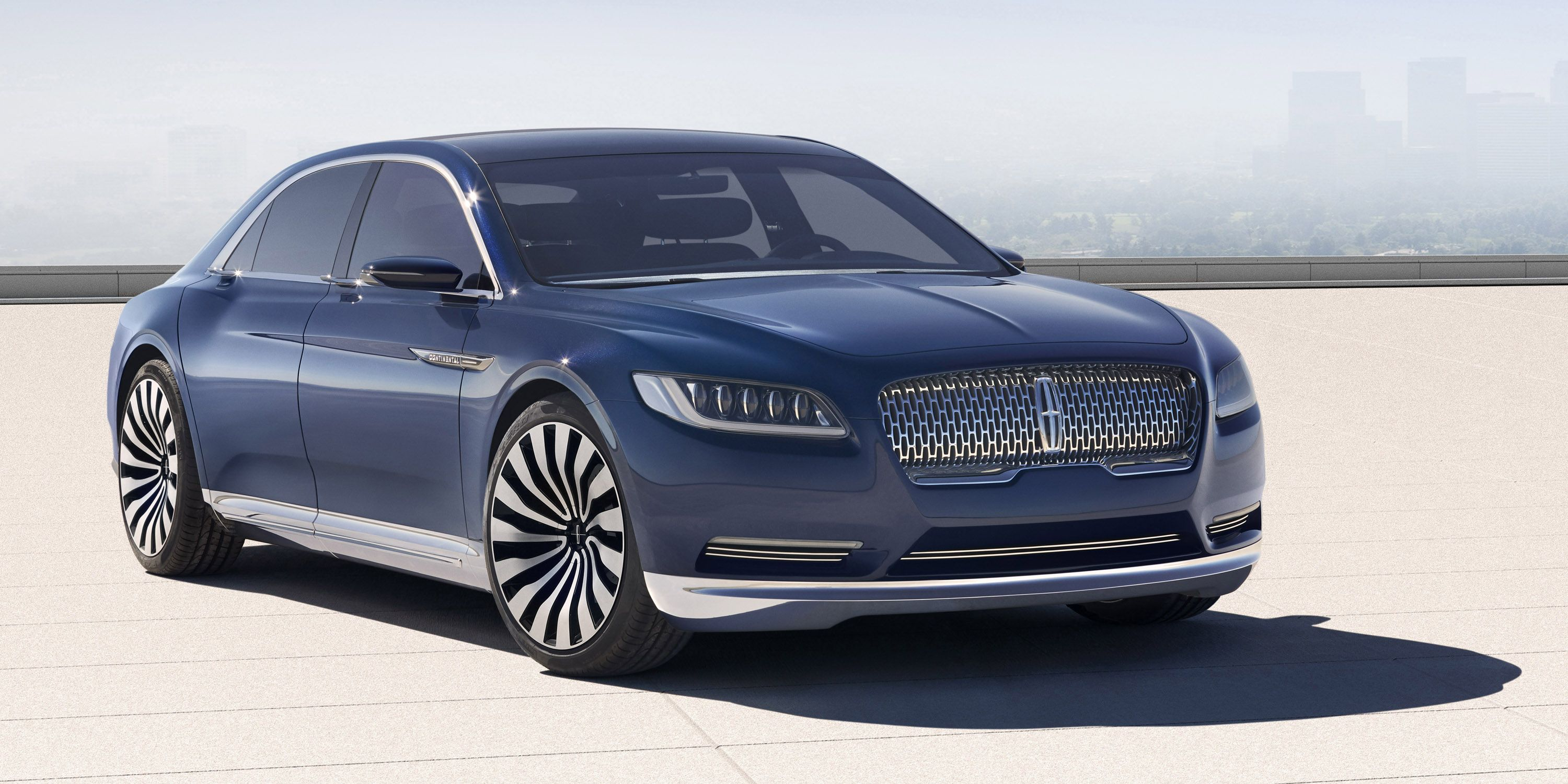 Call It A Comeback Lincoln Continental Arrives In 2016
