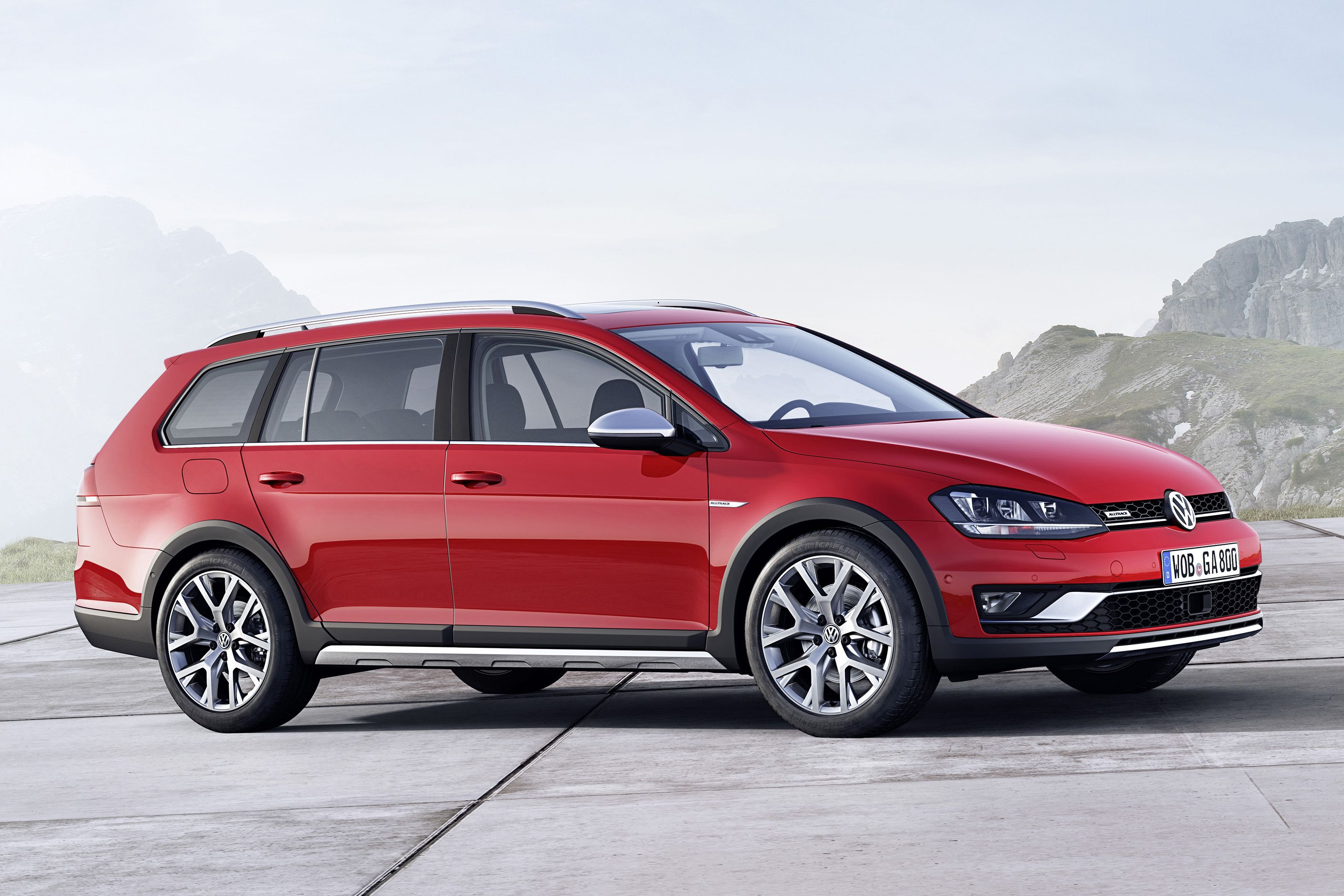 The Volkswagen Golf Sportwagen and Alltrack Are Ending Production This Year