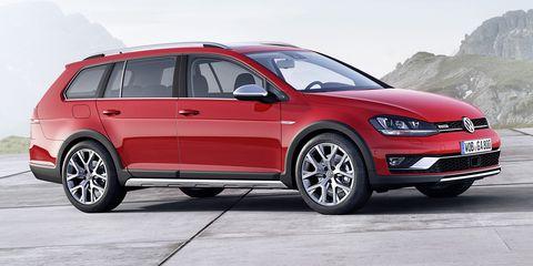 VW Golf Sportwagen >> Volkswagen Golf Sportwagen And Alltrack Going Out Of