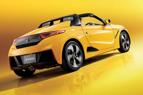 New Drum Same Beat Honda S660 Launches In Japan