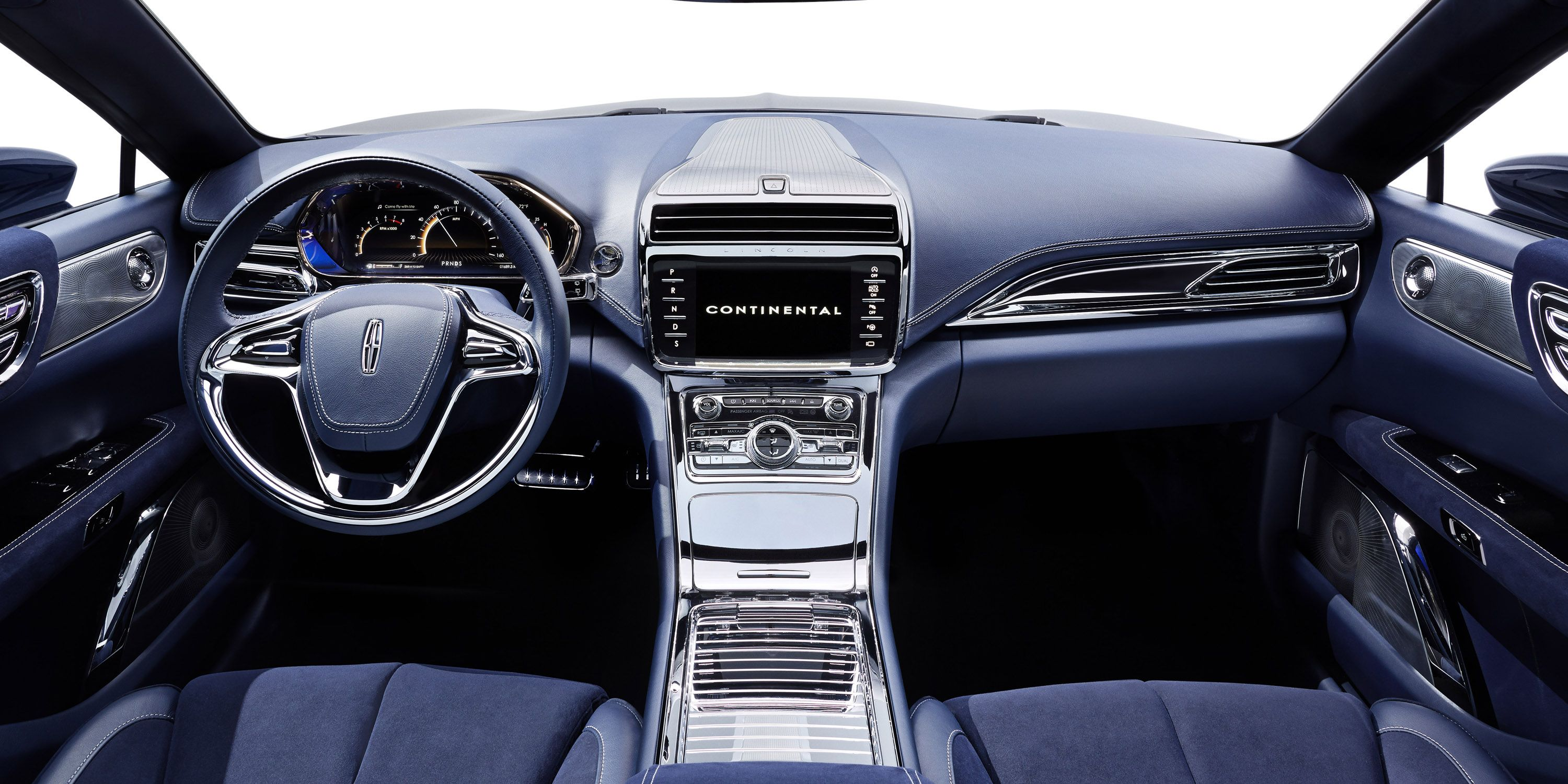 Call It A Comeback Lincoln Continental Goes On Sale In 2016