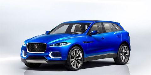 Rumor: Jaguar to build J-Pace SUV off Land Rover bones
