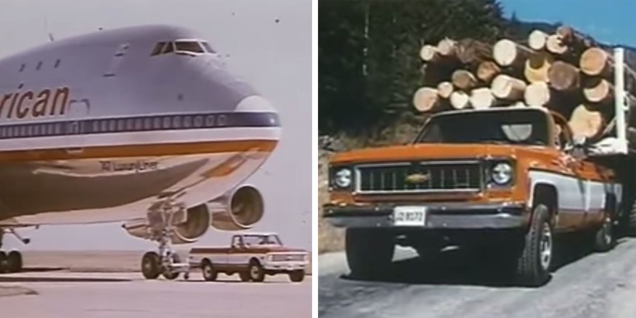 These old Chevy truck ads are just vintage bonkers