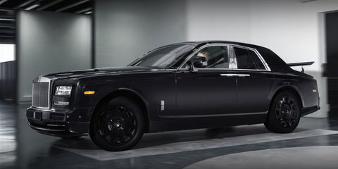 The Rolls-Royce all-terrain prototype wins everything
