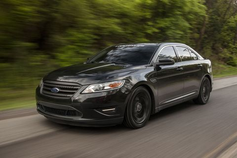 Curtis Hayley S 550 Hp 2017 Ford Taurus Sho