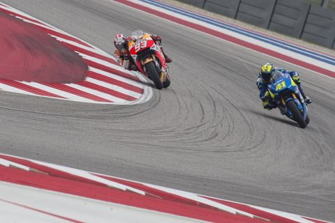 Watch MotoGP, because Marc Marquez is its Senna