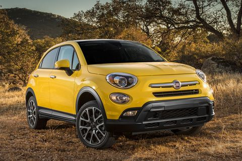 5 things you need to know about the 2016 Fiat 500X