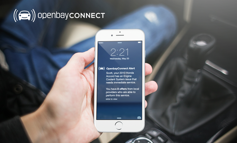 Openbay can diagnose your car AND find a repair shop