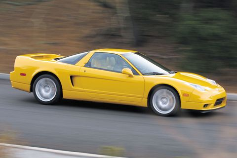 The First NSX Was Good Only Because It Wasnt Great - 2000 acura nsx for sale