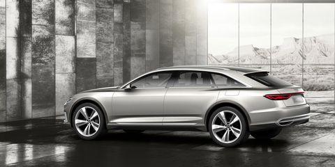 Audi Prologue Avant Allroad Concept