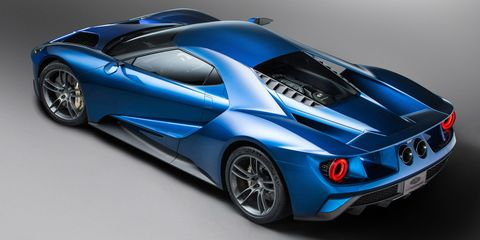 Ford GT inspires a sandwich, foosball table and more