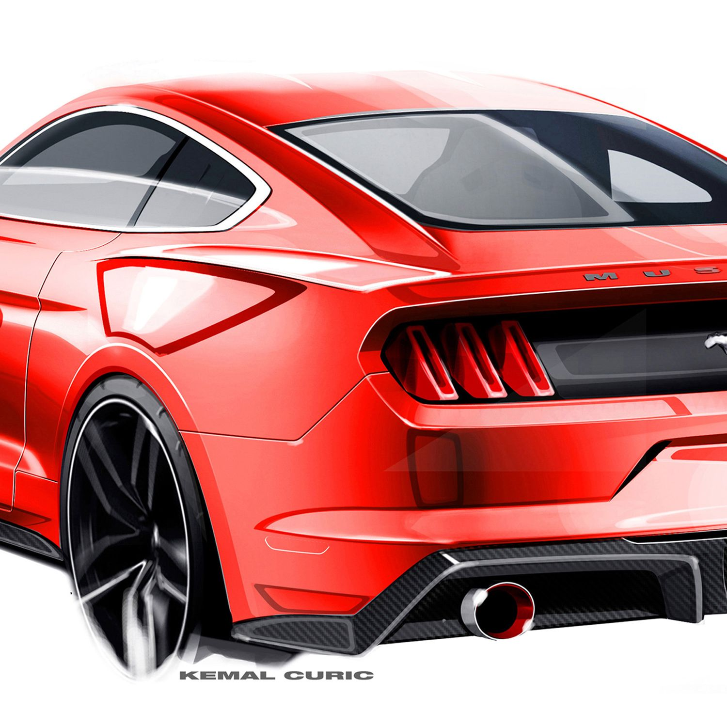 Once the basic design is complete, many refinements occur.Some are to improve appearance, while others are made to satisfy safety or manufacturing requirements.Initial changes may be measured in inches, while final changes can be fractions of an inch. The result in this case is the 2015 Mustang – the 50th anniversary edition of a Ford icon. &#xA&#x3B;