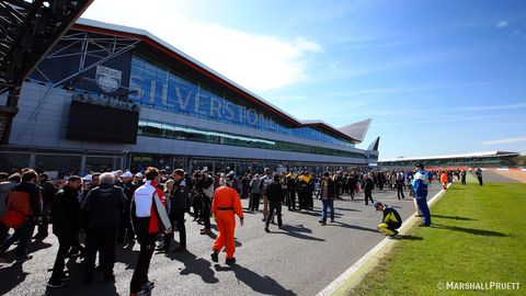 Silverstone WEC Marshall Pruett Race 2