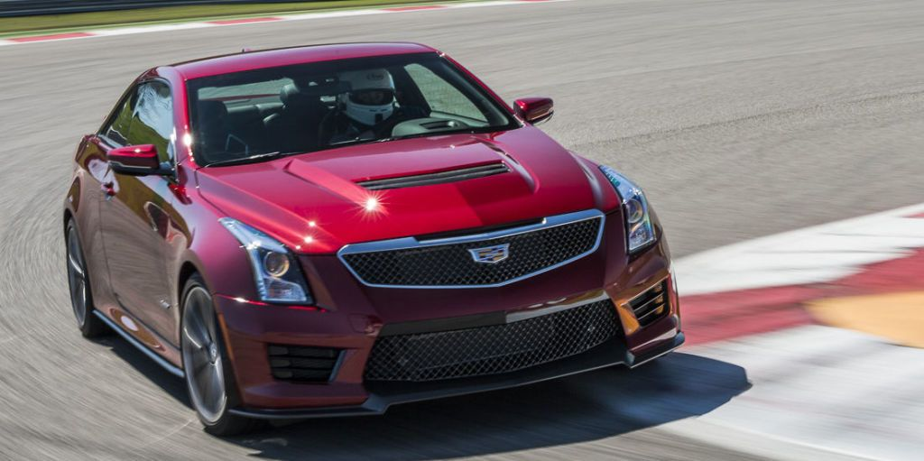 First Drive: 2016 Cadillac ATS-V