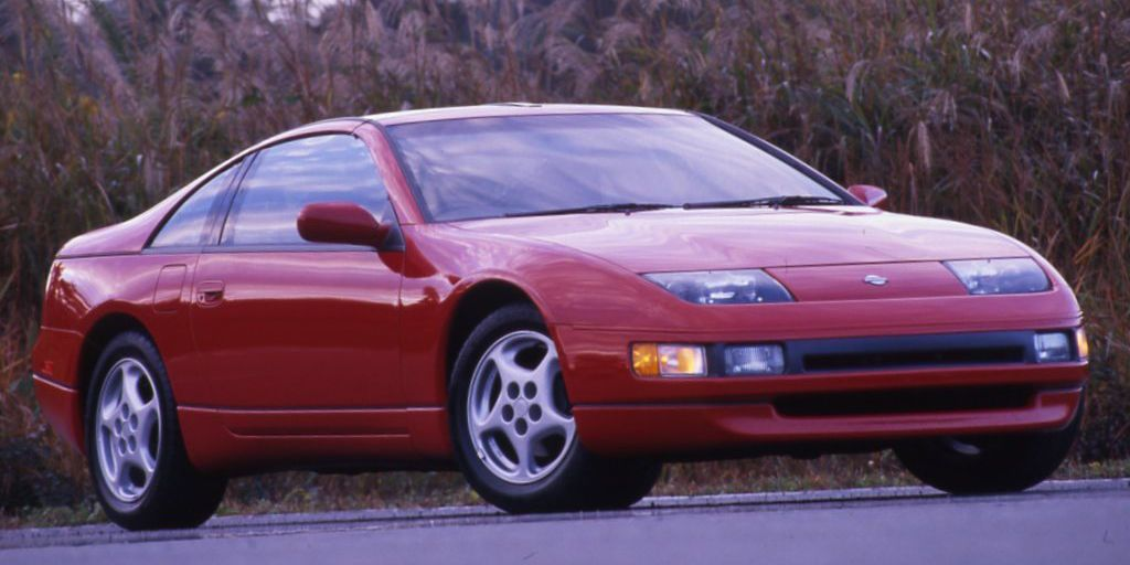 1989 Nissan 300zx For Under 10000