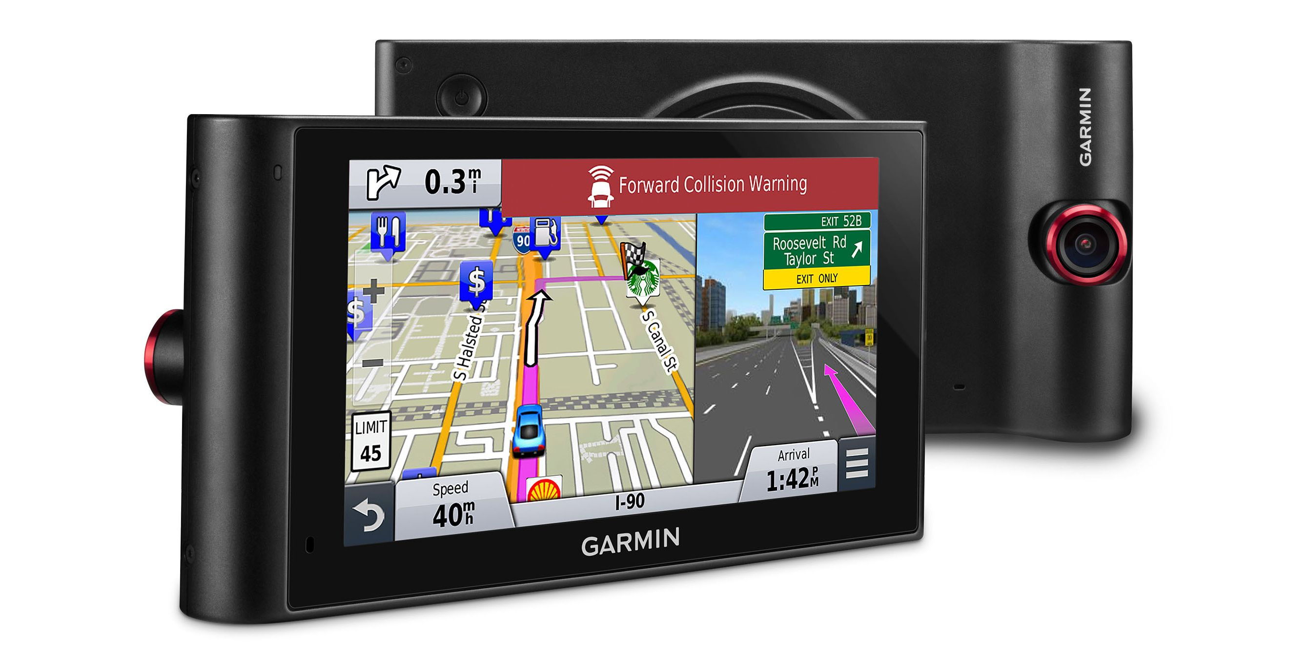 Garmin puts GPS, dashcam, and smart safety into one device