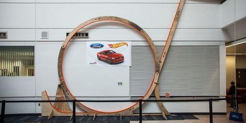 Hot Wheels Record Loop