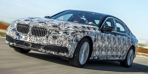 2016 BMW 740iL