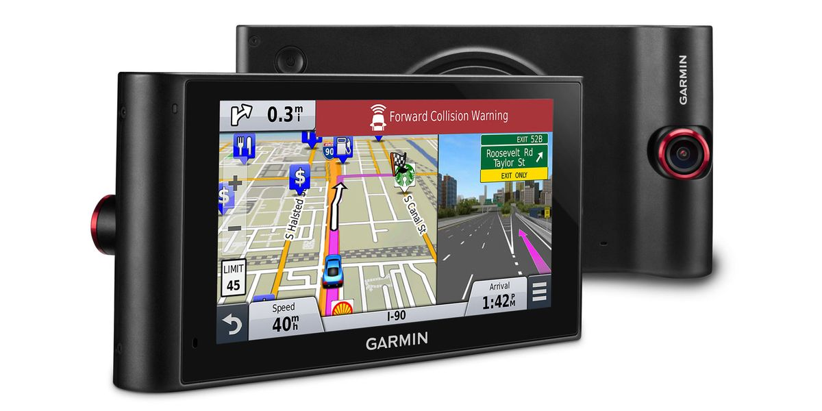Detroit Auto Auction >> Garmin puts GPS, dashcam, and smart safety into one device