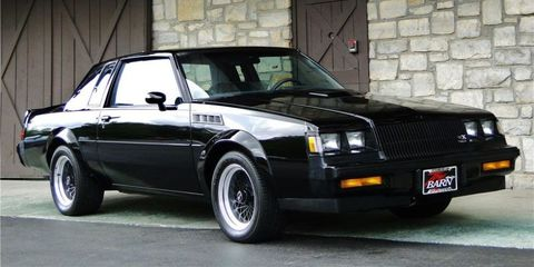 2016 Buick Grand National >> At 165k Meet The Most Expensive Buick Gnx Ever Sold