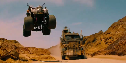 The final Mad Max: Fury Road trailer is pure mayhem