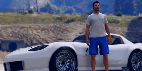 This Paul Walker tribute in GTA V brings digital feels
