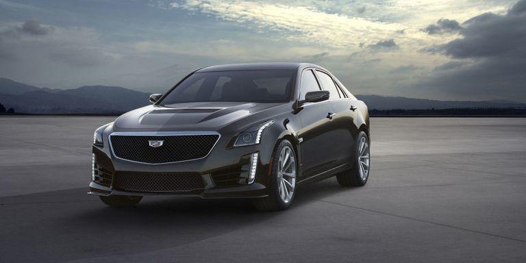 2016 Cadillac CTS-V priced at $84,990, ordering begins today