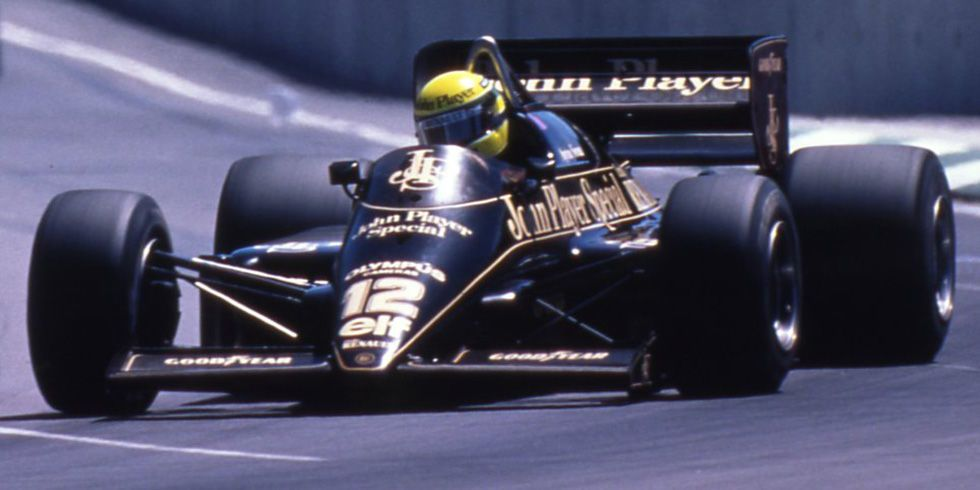 This Senna video is 1,000-hp F1 racing at its finest