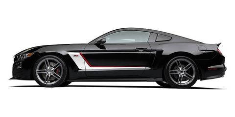 Roush Stage 3 Mustang cranks out 670 hp and 545 lb-ft