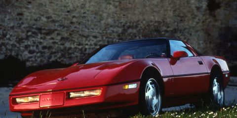 Drive Flashback: 1989 Chevrolet Corvette ZR-1