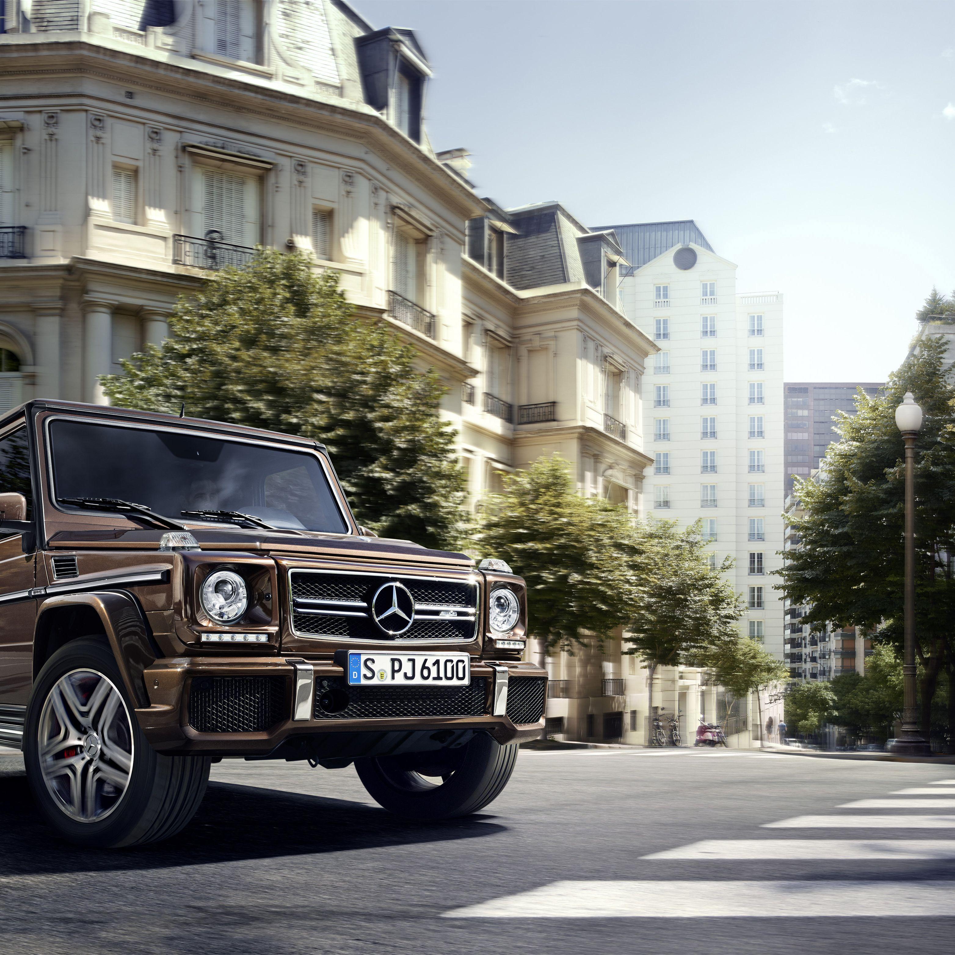 Mercedes-Benz G-Class (BR 463) 2015&#x3B; AMG G 63&#x3B; &#xA&#x3B;Exterierur: designo mysticbraun bright&#x3B; &#xA&#x3B;exterior: design mystic brown bright&#xA&#x3B;