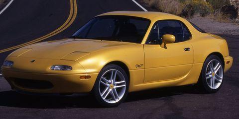 1996 Mazda Miata M Coupe