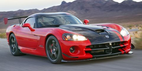 All things to all tracks: the legend of the Viper ACR