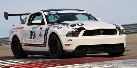 Your last chance to do 170 mph in a Boss 302 at Miller