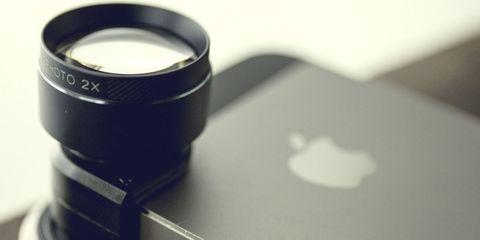 Olloclip iPhone lens