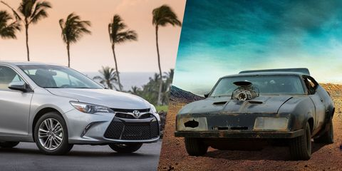 Consumer Reports Thinks Mad Max Should Drive A Camry