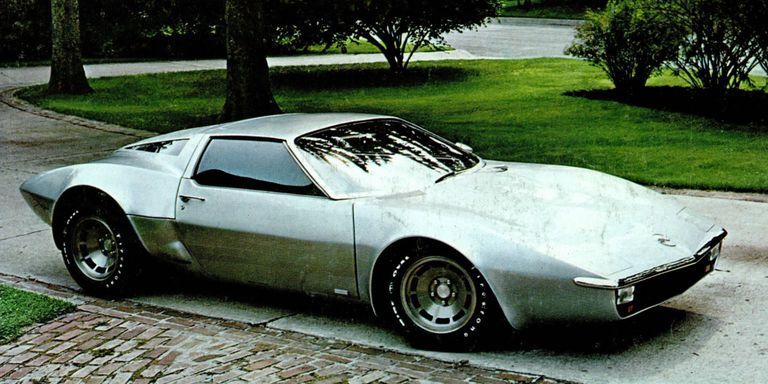 Archive Dive: 1970s dreams of a mid-engined Corvette