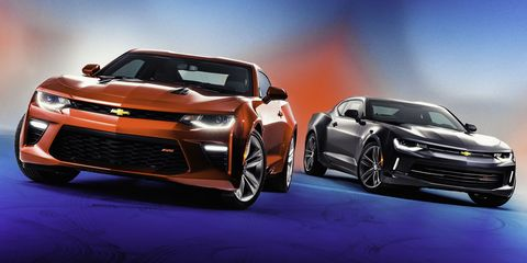 What you need to know about the new 2016 Chevy Camaro