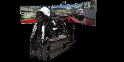 CXC Simulation's Motion Pro II