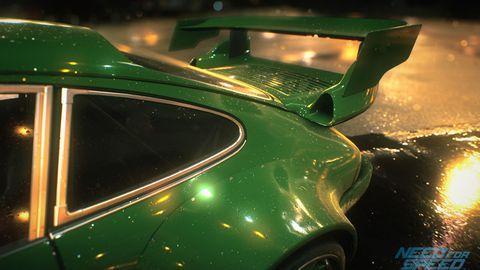 Motor vehicle, Green, Mode of transport, Automotive design, Car, Automotive exterior, Hood, Automotive lighting, Classic car, City car,