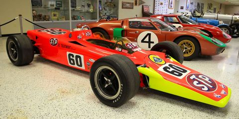 IMS Hall of Fame Museum tour