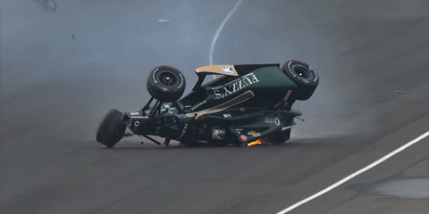 IndyCar flips drive last-minute qualifying changes