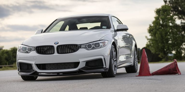 BMW revives legendary ZHP edition for 2016 435i