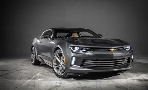 Despite the strong familial resemblance to the previous car, the dirty bits of the new Camaro are based on GM's Alpha platform, used on the Cadillac ATS and CTS models, rather than the previous Zeta platform. As a result, all of the underbody pieces are completely different and not interchangeable.