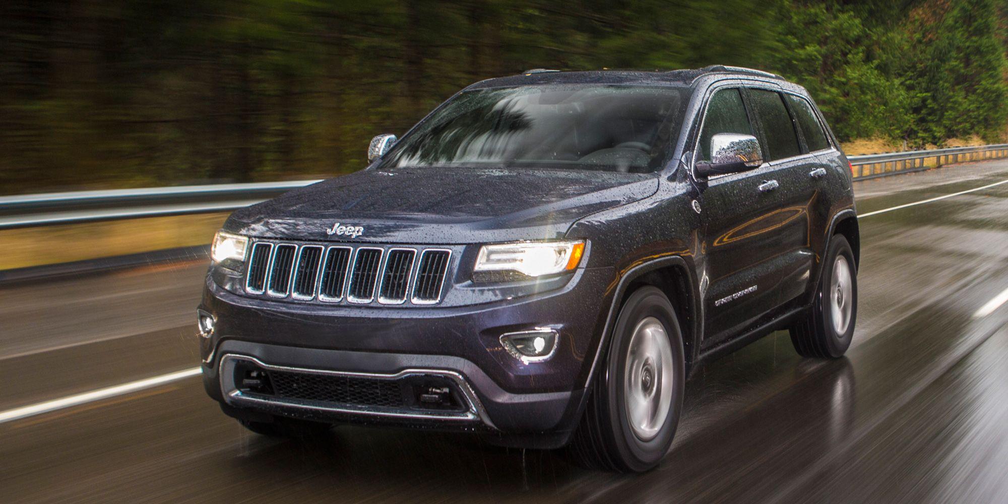 Long Term Wrap Up: 2014 Jeep Grand Cherokee EcoDiesel