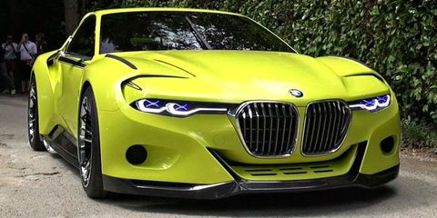 BMW 3.0 CSL Homage